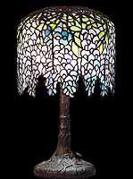 Wisteria Lamps